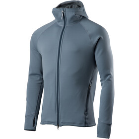 Houdini Power Houdi Jacket Herr whale grey